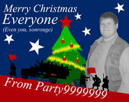 Merry Christmas 2012 by Party9999999
