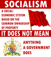 Socialism Explained by Party9999999
