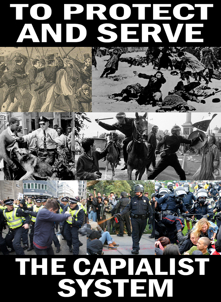 A History of Policing by Party9999999