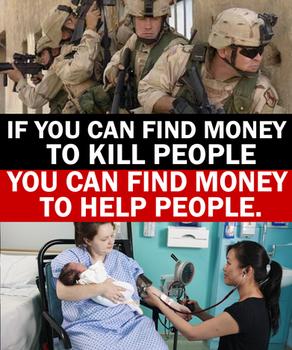 Money Better Spent