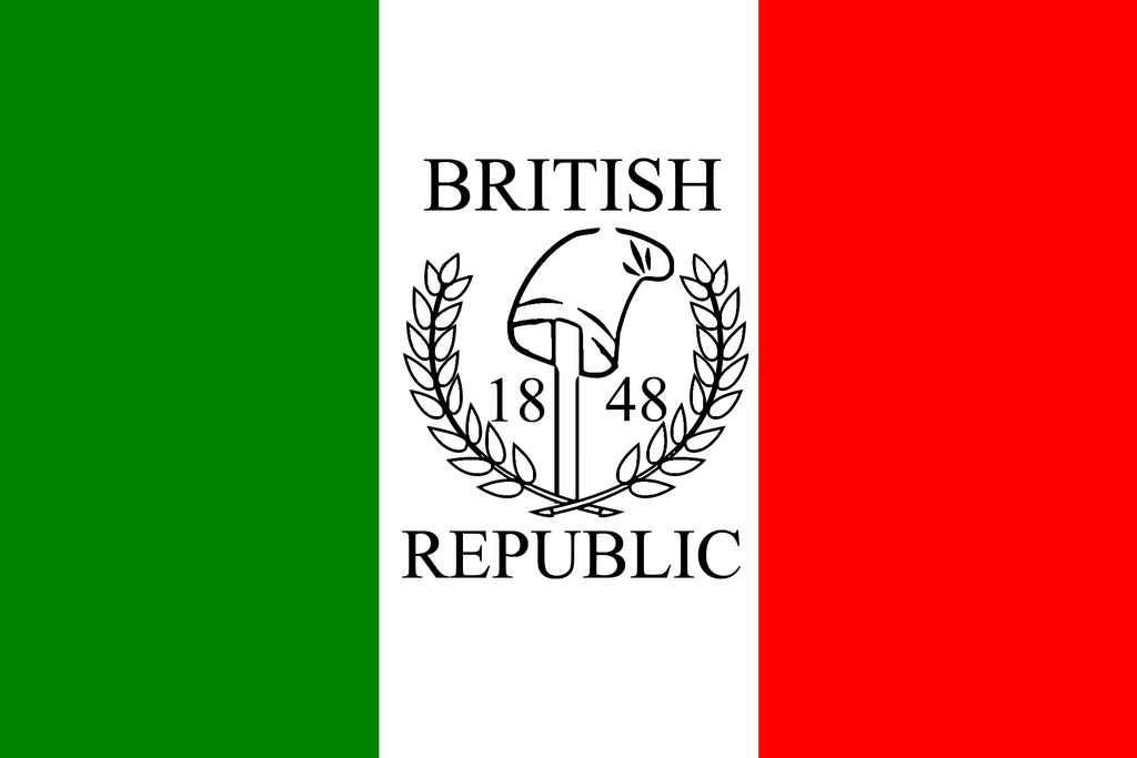 Republican Flag of 1848 by Party9999999