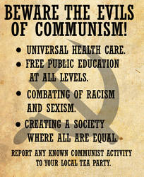 The Evils of Communism by Party9999999