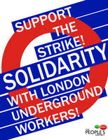 Strike Solidarity by Party9999999