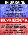 Two Faced Europe