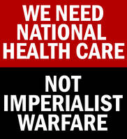 Welfare Not Warfare by Party9999999
