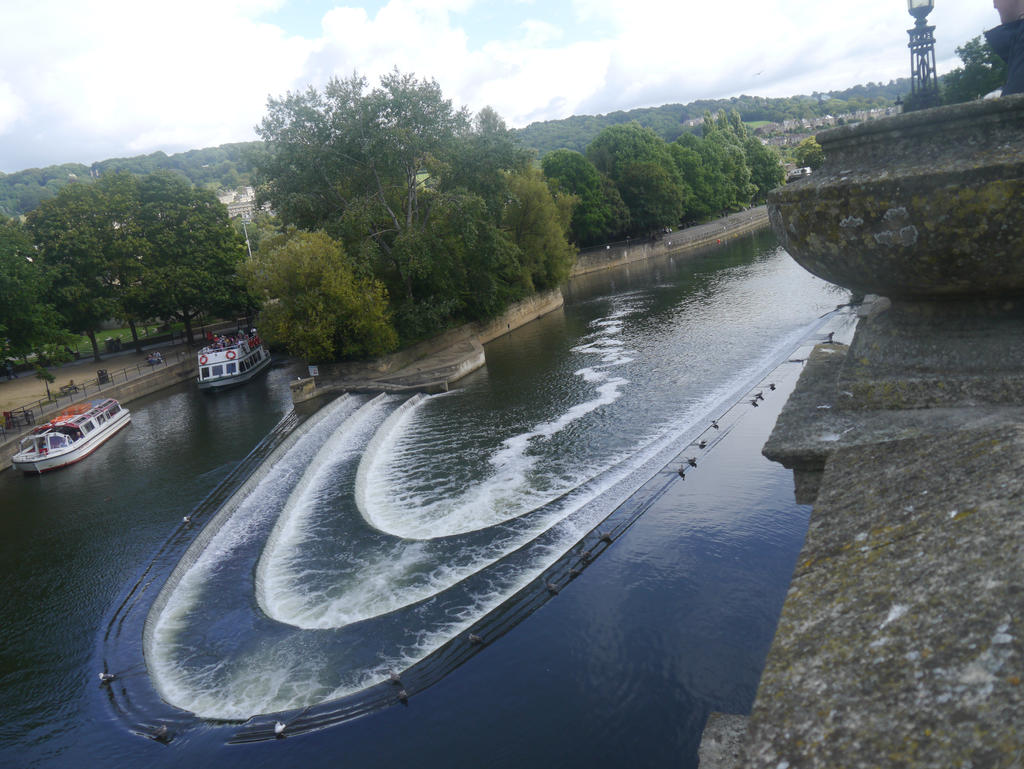 Pulteney Weir by Party9999999