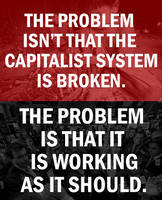 Capitalism is the Problem by Party9999999
