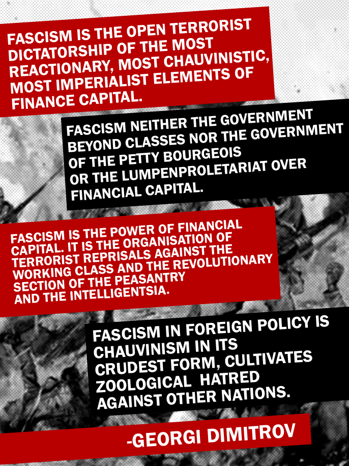 What Is Fascism By Party9999999 On Deviantart