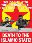 Rojava's International Fighters