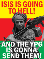 Go to Hell ISIS by Party9999999