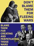 Don't Blame Refugees