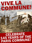 145th Anniversary of the Commune