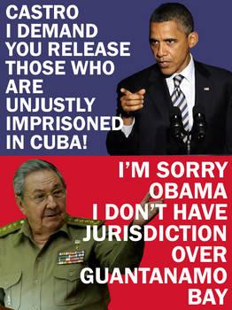 Castro Owns Obama