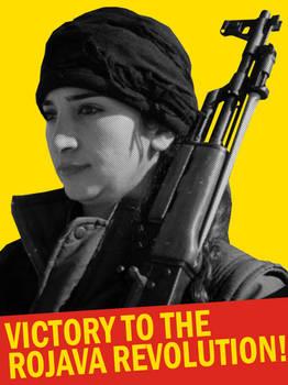 Support the Rojava Revolution