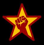 Fist and Star Emblem