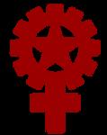 Marxist Feminism Emblem