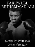 Farewell Ali by Party9999999