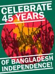 Bangladesh Independence Anniversary Poster