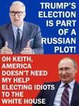 Olbermann Vs Putin