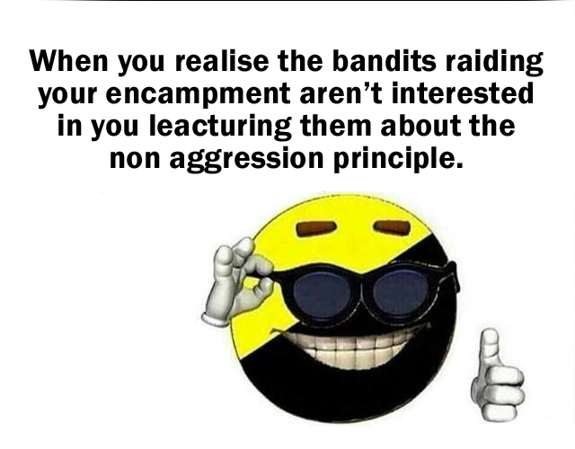 AnCap Society Problems by Party9999999