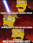 Steamed Jedi
