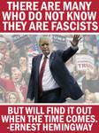 Sleep Walking Fascists