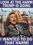 Jealous Hillary