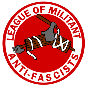 Antifa League Logo Commission