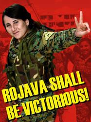 Victorious Rojava