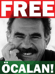 Free Ocalan by Party9999999