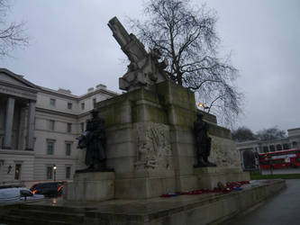 The Royal Artillery Memorial by Party9999999