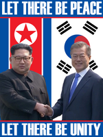 Korea United by Party9999999