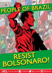 Resist Brazil by Party9999999
