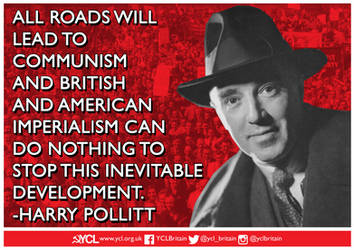 YCL Harry Pollitt on Communism by Party9999999