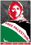 YCL Free Palestine Poster
