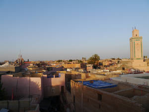 The Rooftops of Marrakech