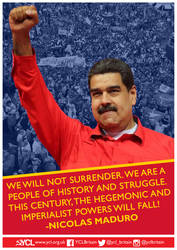 YCL With Venezuela Against Imperialism