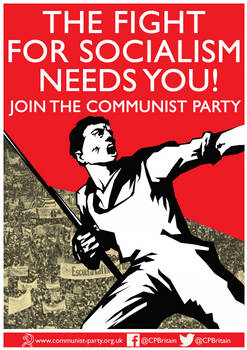 CPB Recruitment Poster