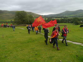 YCLers on the March