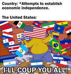 The Coup Addict