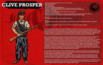 RDRII Clive Prosper Character Profile by Party9999999
