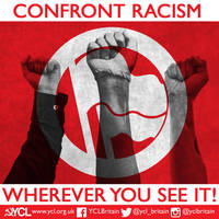 YCL UN Anti-racism Day