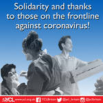 YCL Solidarity Against Covid 19
