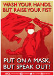 YCL  Masks On Speak Out