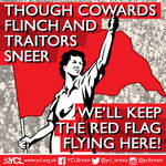 YCL Flying The Red Flag