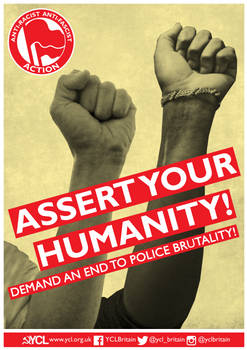 YCL Assert Your Humanity