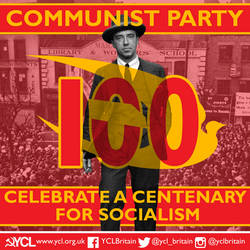 YCL 100 Years of the Communist Party by Party9999999