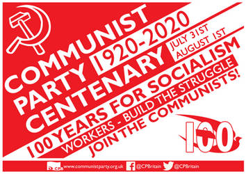 CPB Centenary Poster 5 (Landscape) by Party9999999