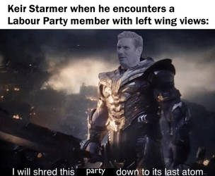 Keir Starmer's Endgame by Party9999999