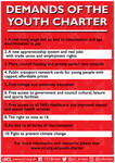 YCL Demands of the Youth Charter